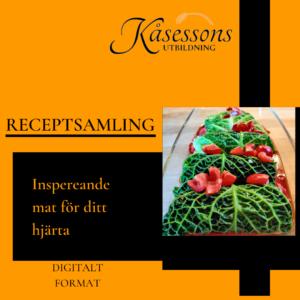 Receptsamling: Inspirerande mat för ditt hjärta